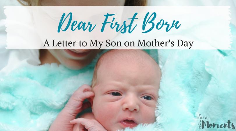 Dear First Born
