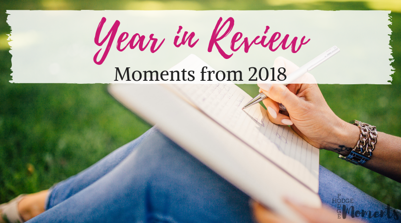 A look back at the highlights of 2018
