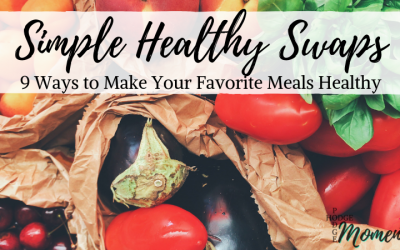 9 Ways to Make Your Favorite Meals Healthy