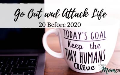 Twenty Before 2020
