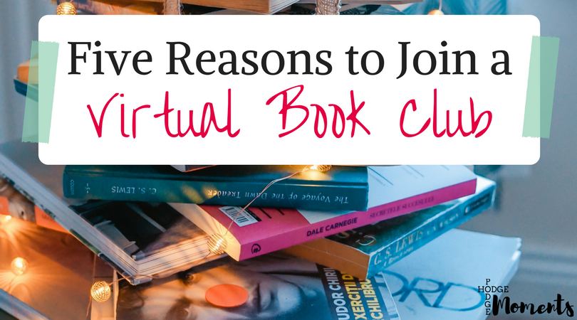 Five Reasons to Join a Virtual Book Club